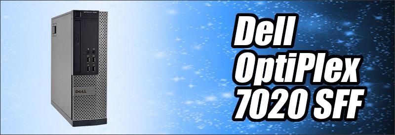 中古パソコン☆Dell OptiPlex 7020 SFF