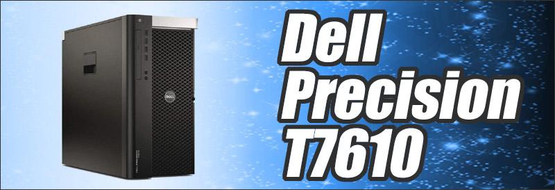 中古パソコン☆Dell Precision T7610