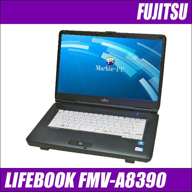 FUJITSU LIFEBOOK FMV-A8390