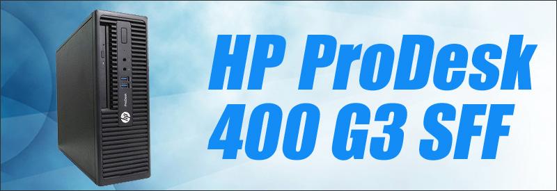 中古パソコン☆HP ProDesk 400 G3 SFF