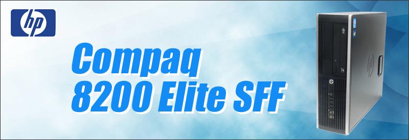 中古パソコン☆HP Compaq 8200 Elite SFF デスクトップパソコン/OS:Windows10/CPU:コアi5(3.1GHz)/メモリ:4GB/HDD:250GB/DVDスーパーマルチ/WPS Office付き/