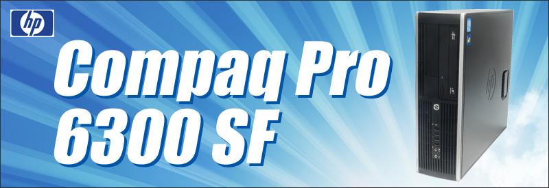HP Compaq Pro 6300 SF!