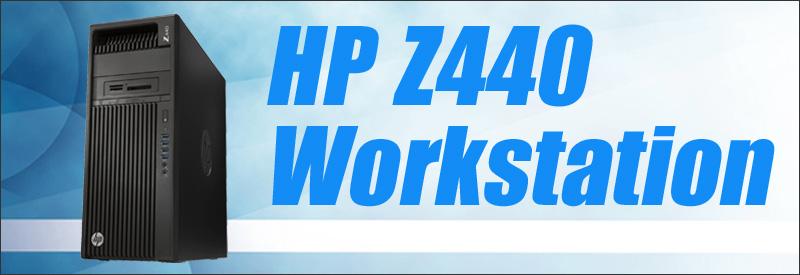 中古パソコン☆HP Z440 Workstation
