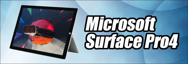 中古パソコン☆Microsoft Surface Pro 4