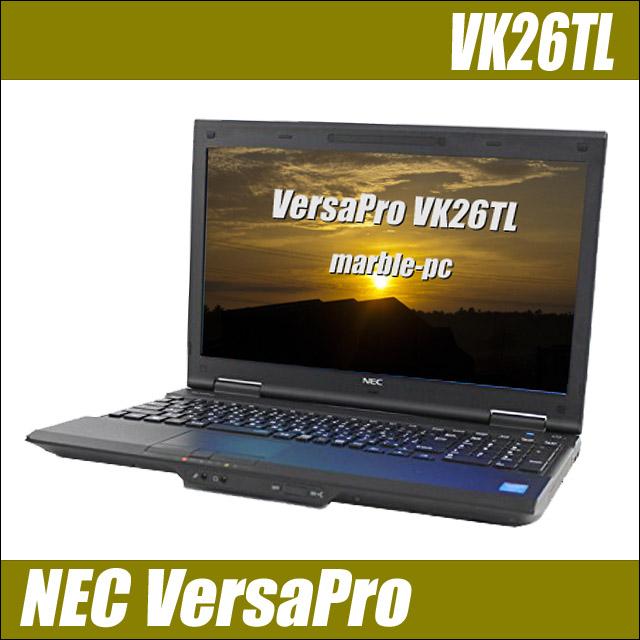 NEC VersaPro タイプVL VK26T/L-J