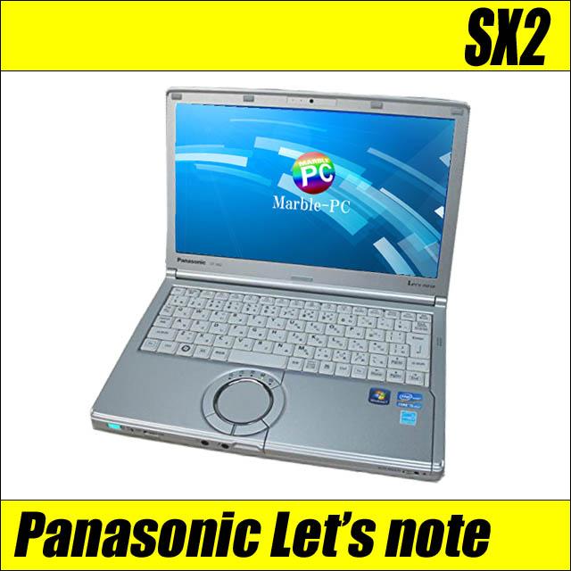 Panasonic Let's note SX2 CF-SX2JDGYS