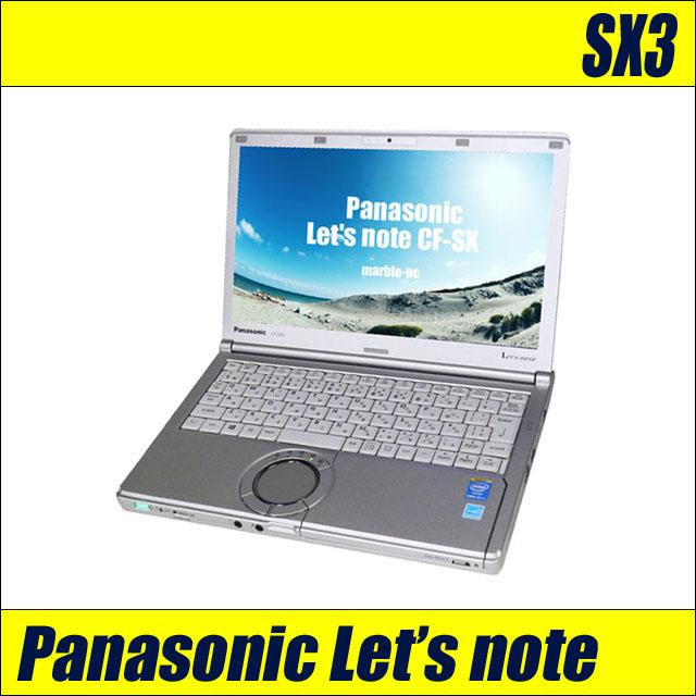 Panasonic Let's note SX3 CF-SX3EDHCS