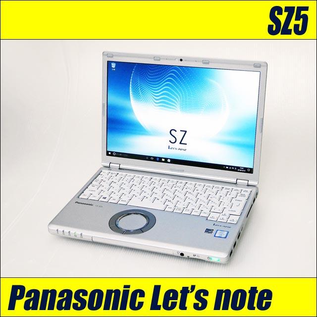 Panasonic Let's note SZ5