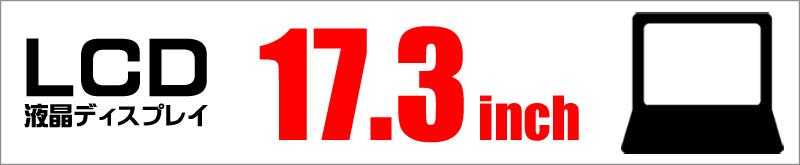 LCD★17.3インチ液晶ディスプレイ