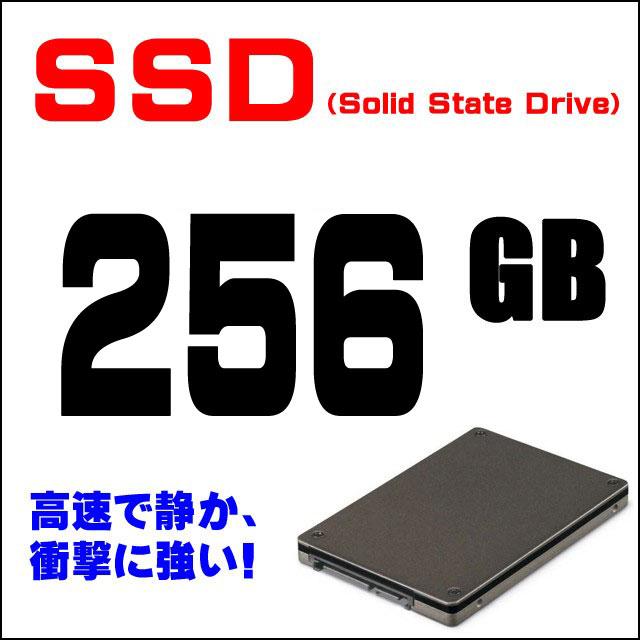 ストレージ★SSD256GB